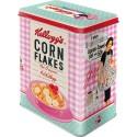 Scatola rettangolare Corn Flakes