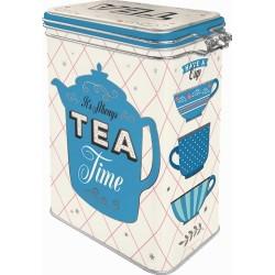 Scatola retrò Tea Time