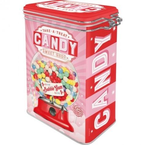 Scatola retrò Candy