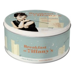 Scatola tonda Audrey Hepburn