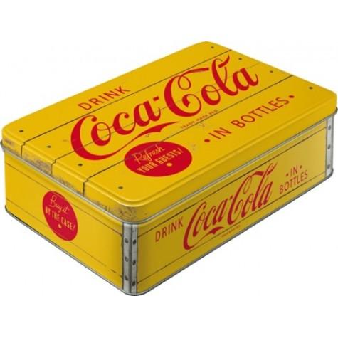 Scatola retrò Coca Cola