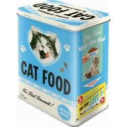 Scatola rettangolare Cat Food