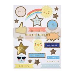 Stickers adesivi riconoscimenti