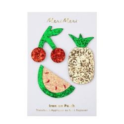 Toppe Frutta con glitter