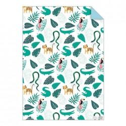 Carta regalo con fantasia Jungle