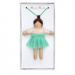 Collanina con bambola Lila