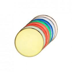 Piattini colorati da cocktail