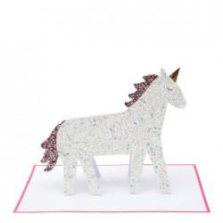 Biglietto Buon Compleanno Unicorno