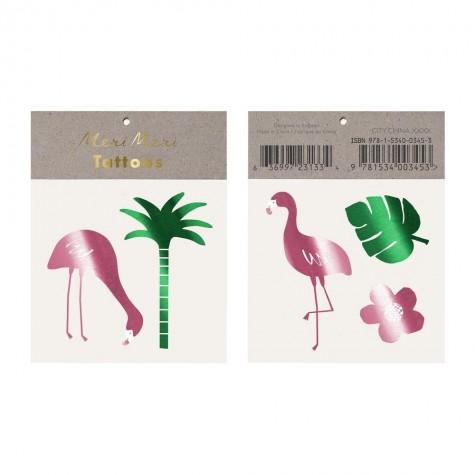 Tatuaggi Flamingo