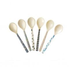Set cucchiaini da tè fantasie assortite