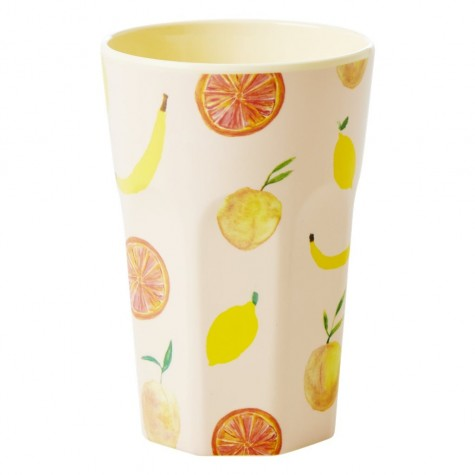 Bicchierone latte fantasia Happy Fruit