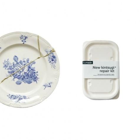 Kintsugi repair kit - argento
