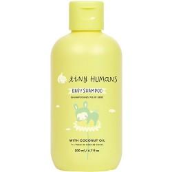 Shampoo bimbo al cocco e proteine del grano