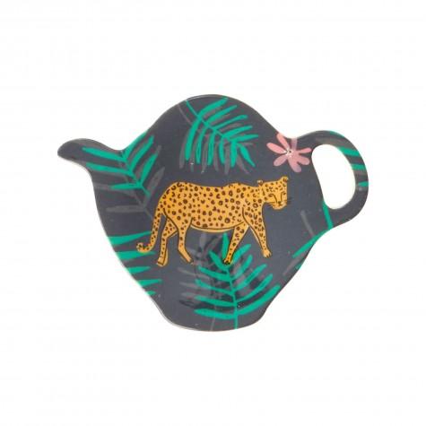 Vassoio per filtro del tè fantasia tropicale