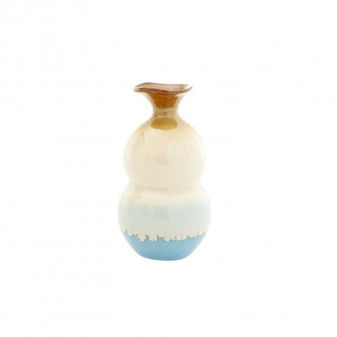 Vaso in ceramica gradient sfumato