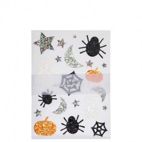 Stickers glitter di Halloween