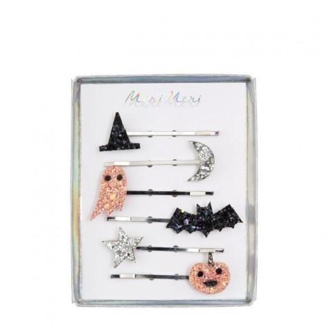 Fermagli per capelli Halloween Edition