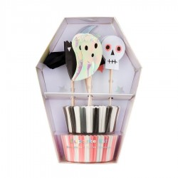 Kit cupcakes di Halloween