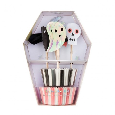 Kit cupcakes di Halloween