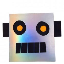 Blocco per schizzi Robot con adesivi
