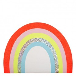 Blocco per schizzi Arcobaleno con stickers