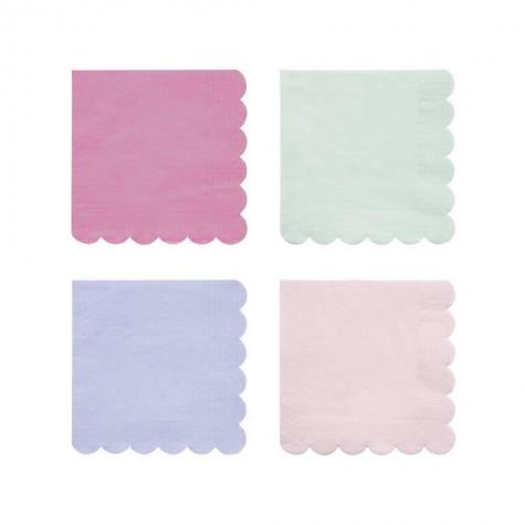 Tovaglioli di carta multicolor