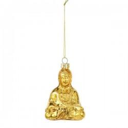 Decorazione natalizia Buddha