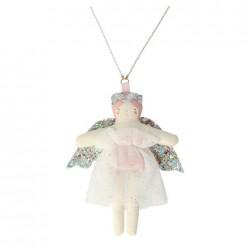 Collanina con bambolina angelo