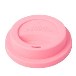Coperchio rosa per bicchierone