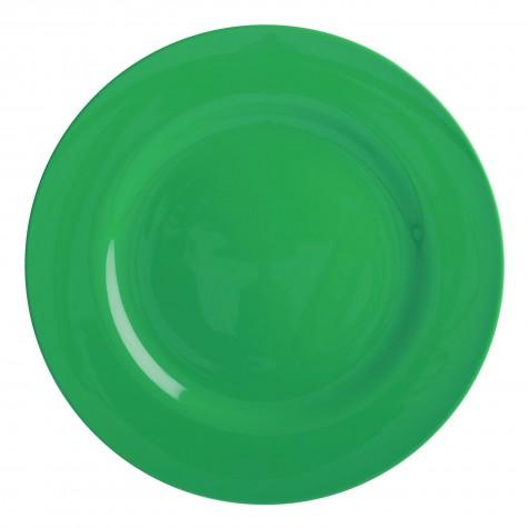 Piatto piano verde mela