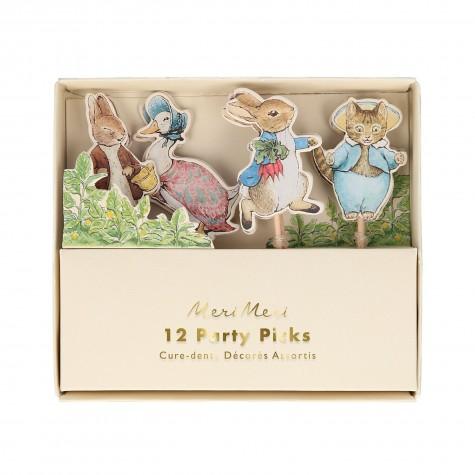 Bastoncini per dolci Peter Rabbit & Friends