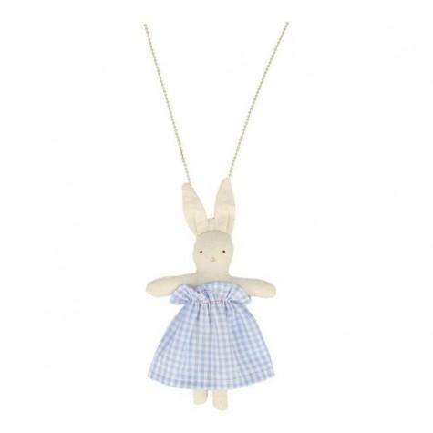 Collanina con coniglietto di Pasqua