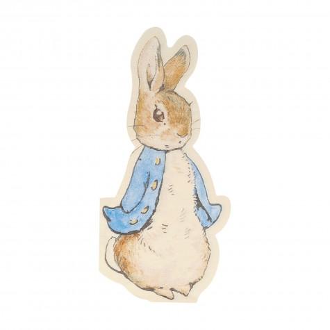 Tovaglioli di carta pasquali Peter Rabbit