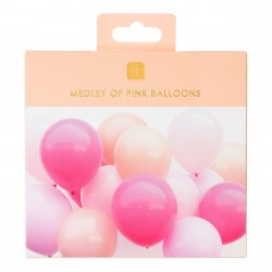 Palloncini rosa