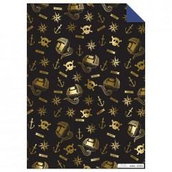 Rotolo di carta regalo fantasia pirati