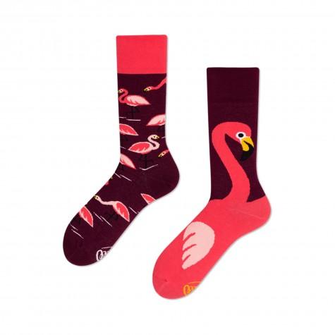 Calzini Pink Flamingo