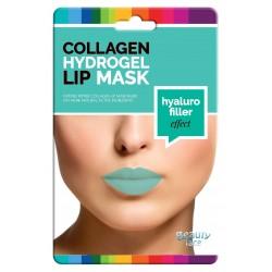 Maschera per labbra al collagene marino e acido ialuronico