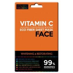 Maschera viso alla vitamina C