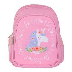 Zainetto grande bimba fantasia unicorno