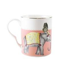 Mug in porcellana bicolor...