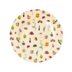 Piatto frutta in melamina...