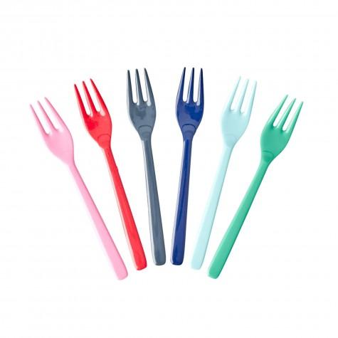 Set di forchettine da dolce in...
