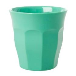 Bicchiere in melamina verde...
