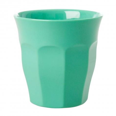 Bicchiere in melamina verde smeraldo