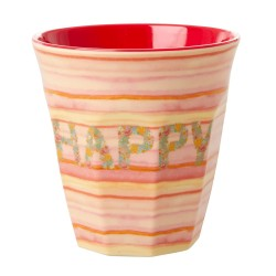 Bicchiere in melamina Happy