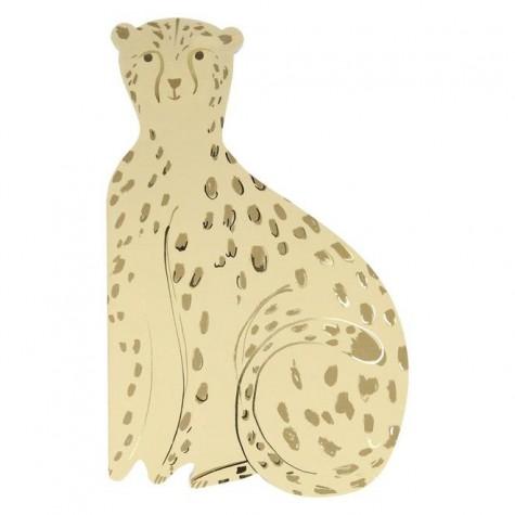 Album per disegnare fantasia ghepardo