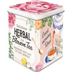 Scatola retrò Herbal