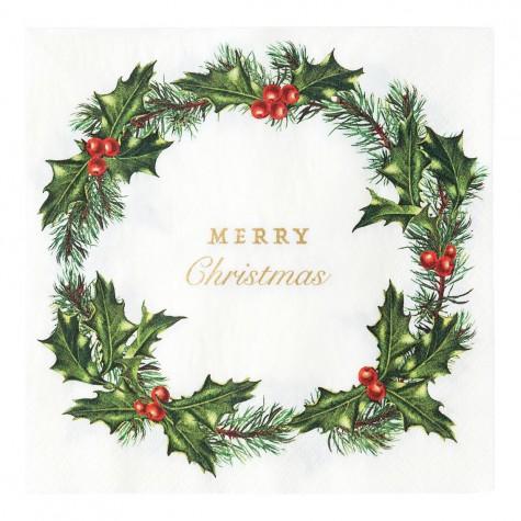 Tovaglioli Merry Christmas