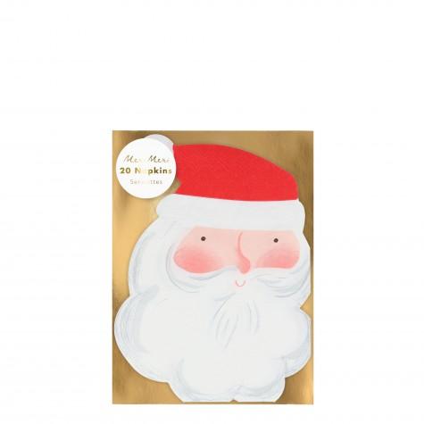 Tovaglioli Babbo Natale
