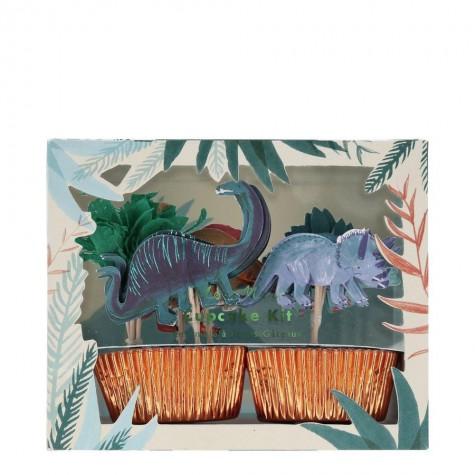 Pirottini e toppers per cupcake...